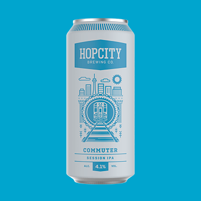 Hop City Commuter Session IPA