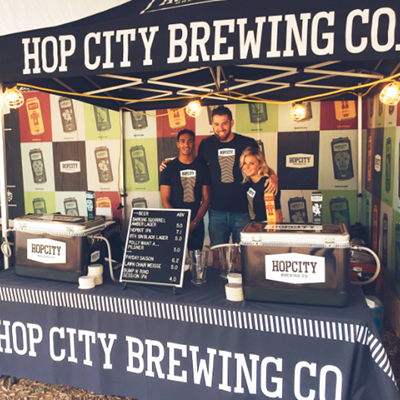 Toronto Beer Festival Hop City Brewing Co.