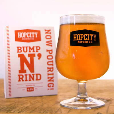 Bump'N Rind Session IPA