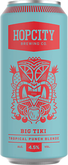 Hop City Brewing Tropical Blonde Ale